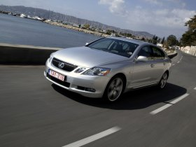 Ver foto 6 de Lexus GS 430 2005