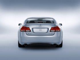 Ver foto 3 de Lexus GS 430 2005
