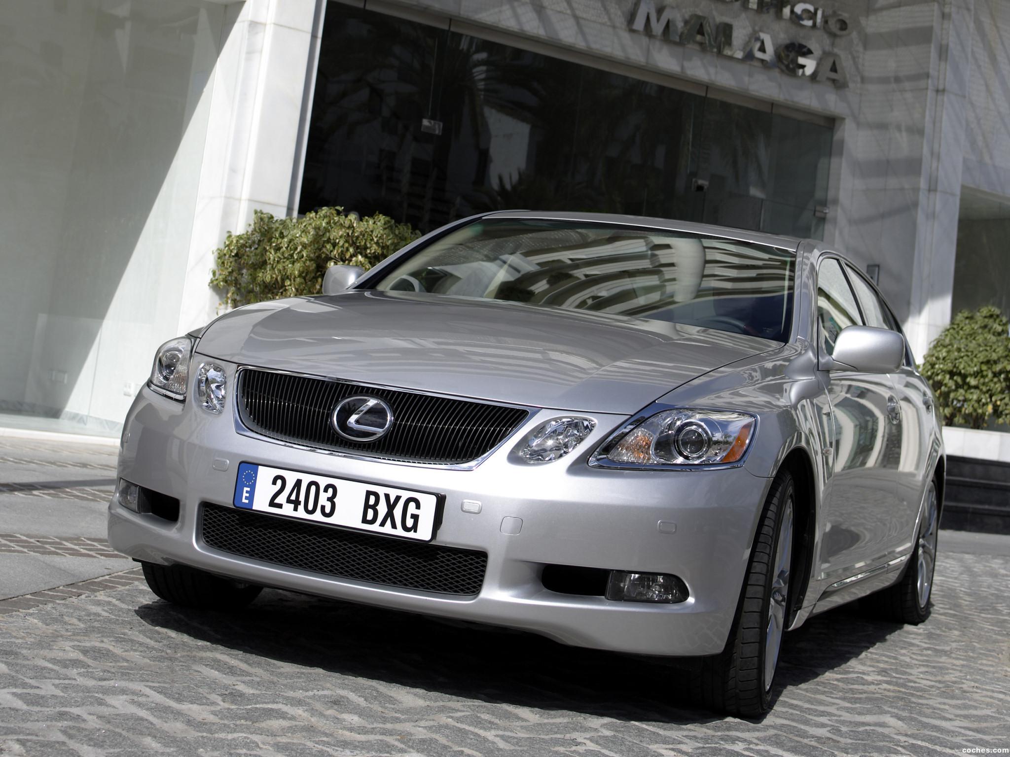 Foto 0 de Lexus GS 450h 2006