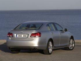 Ver foto 7 de Lexus GS 450h 2006