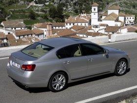 Ver foto 6 de Lexus GS 450h 2006