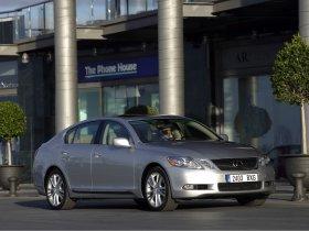 Ver foto 3 de Lexus GS 450h 2006