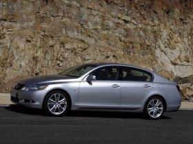 Ver foto 2 de Lexus GS 450h 2006
