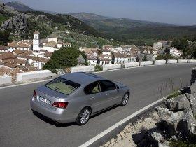Ver foto 10 de Lexus GS 450h 2006