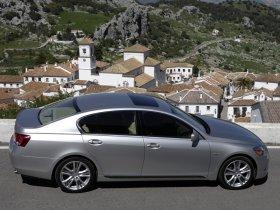 Ver foto 9 de Lexus GS 450h 2006