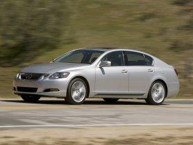 Ver foto 10 de Lexus GS 450h 2008