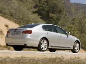 Ver foto 9 de Lexus GS 450h 2008