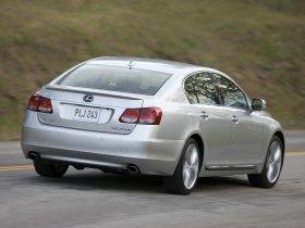 Ver foto 6 de Lexus GS 450h 2008