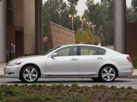 Ver foto 7 de Lexus GS 450h 2009