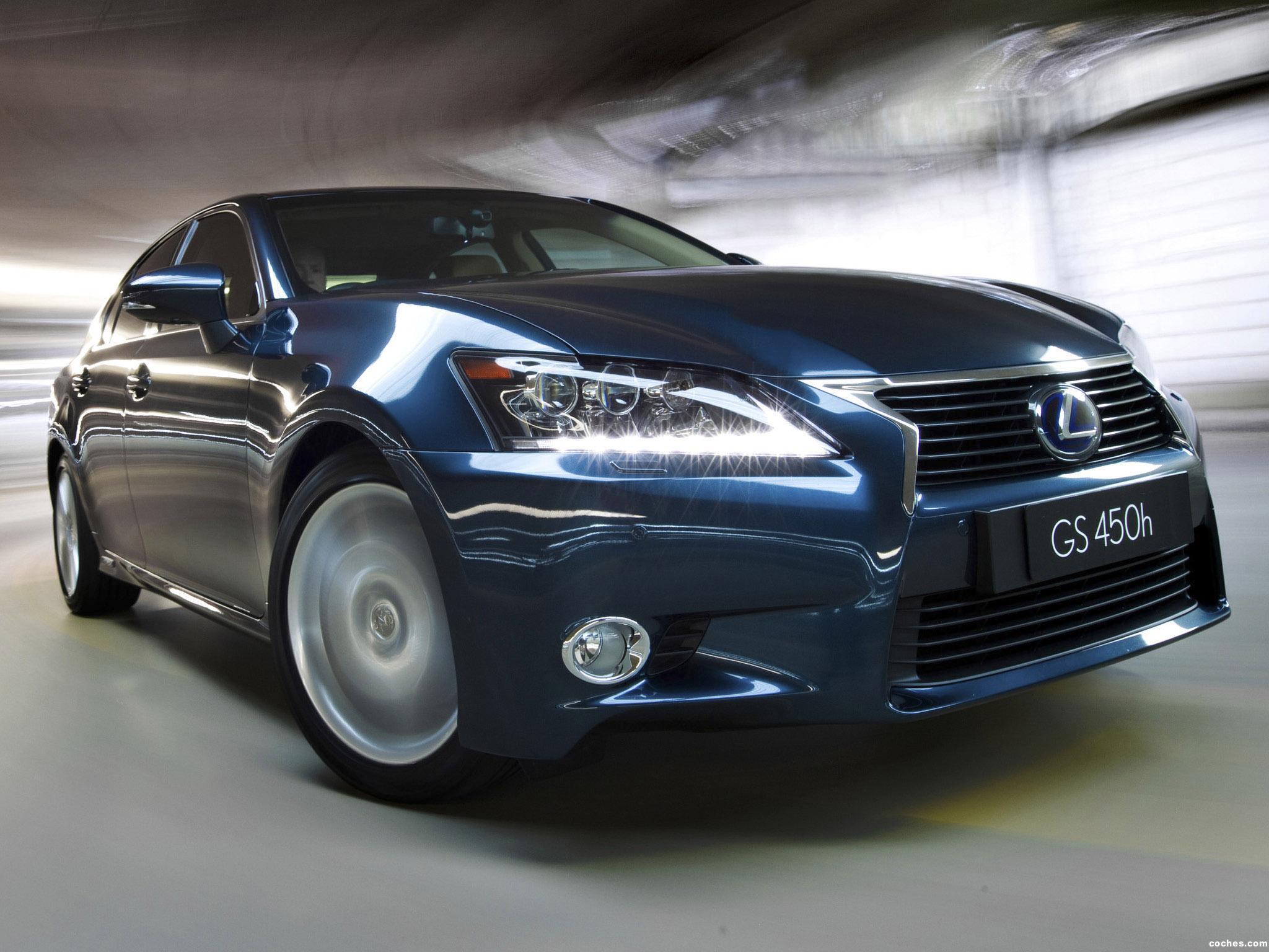 Foto 0 de Lexus GS 450h Australia 2012