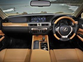 Ver foto 14 de Lexus GS 450h Australia 2012