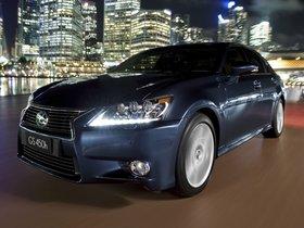 Ver foto 5 de Lexus GS 450h Australia 2012