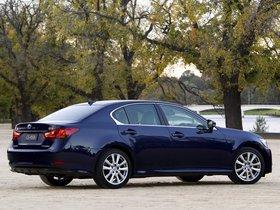 Ver foto 3 de Lexus GS 450h Australia 2012