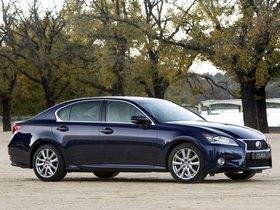 Ver foto 2 de Lexus GS 450h Australia 2012