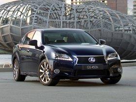 Ver foto 11 de Lexus GS 450h Australia 2012