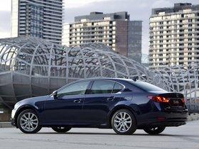 Ver foto 10 de Lexus GS 450h Australia 2012