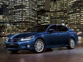 Ver foto 8 de Lexus GS 450h Australia 2012
