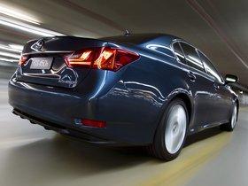 Ver foto 6 de Lexus GS 450h Australia 2012