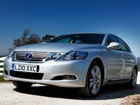 Ver foto 2 de Lexus GS 450h UK 2010