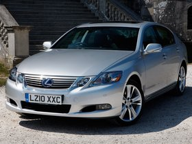 Ver foto 1 de Lexus GS 450h UK 2010