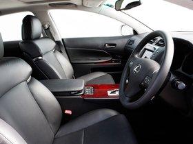 Ver foto 10 de Lexus GS 450h UK 2010