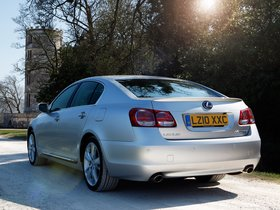 Ver foto 9 de Lexus GS 450h UK 2010
