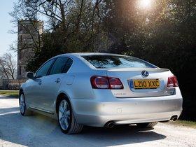 Ver foto 9 de Lexus GS 450h UK 2010