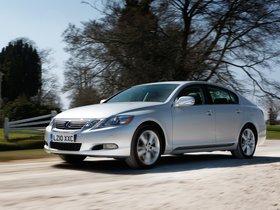 Ver foto 8 de Lexus GS 450h UK 2010