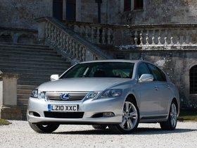 Ver foto 7 de Lexus GS 450h UK 2010
