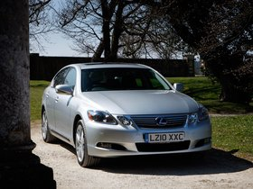 Ver foto 6 de Lexus GS 450h UK 2010