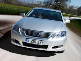 Ver foto 5 de Lexus GS 450h UK 2010