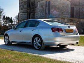 Ver foto 4 de Lexus GS 450h UK 2010