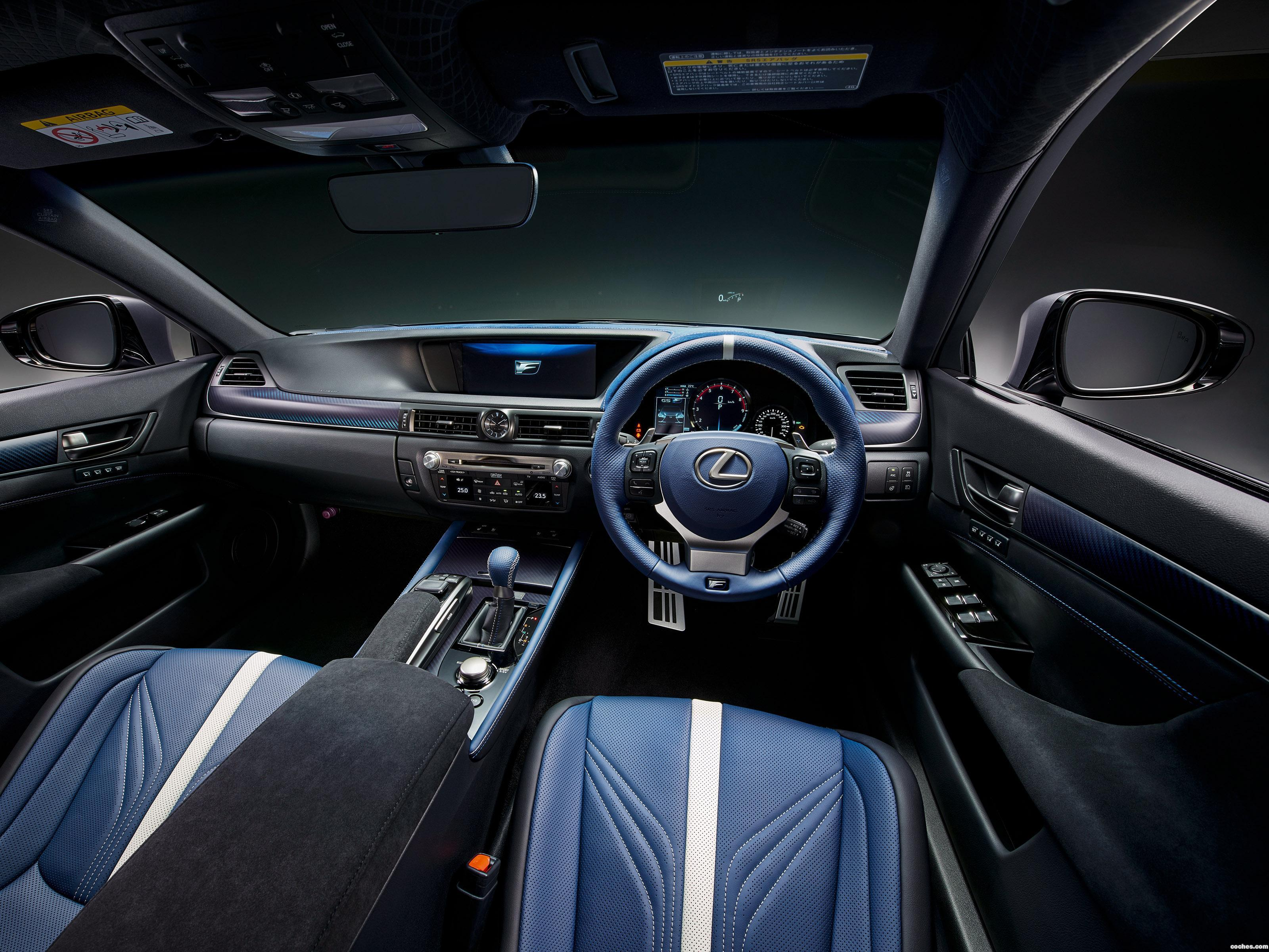 Foto 7 de Lexus GS F 10th Anniversary Limited 500 Japon 2018