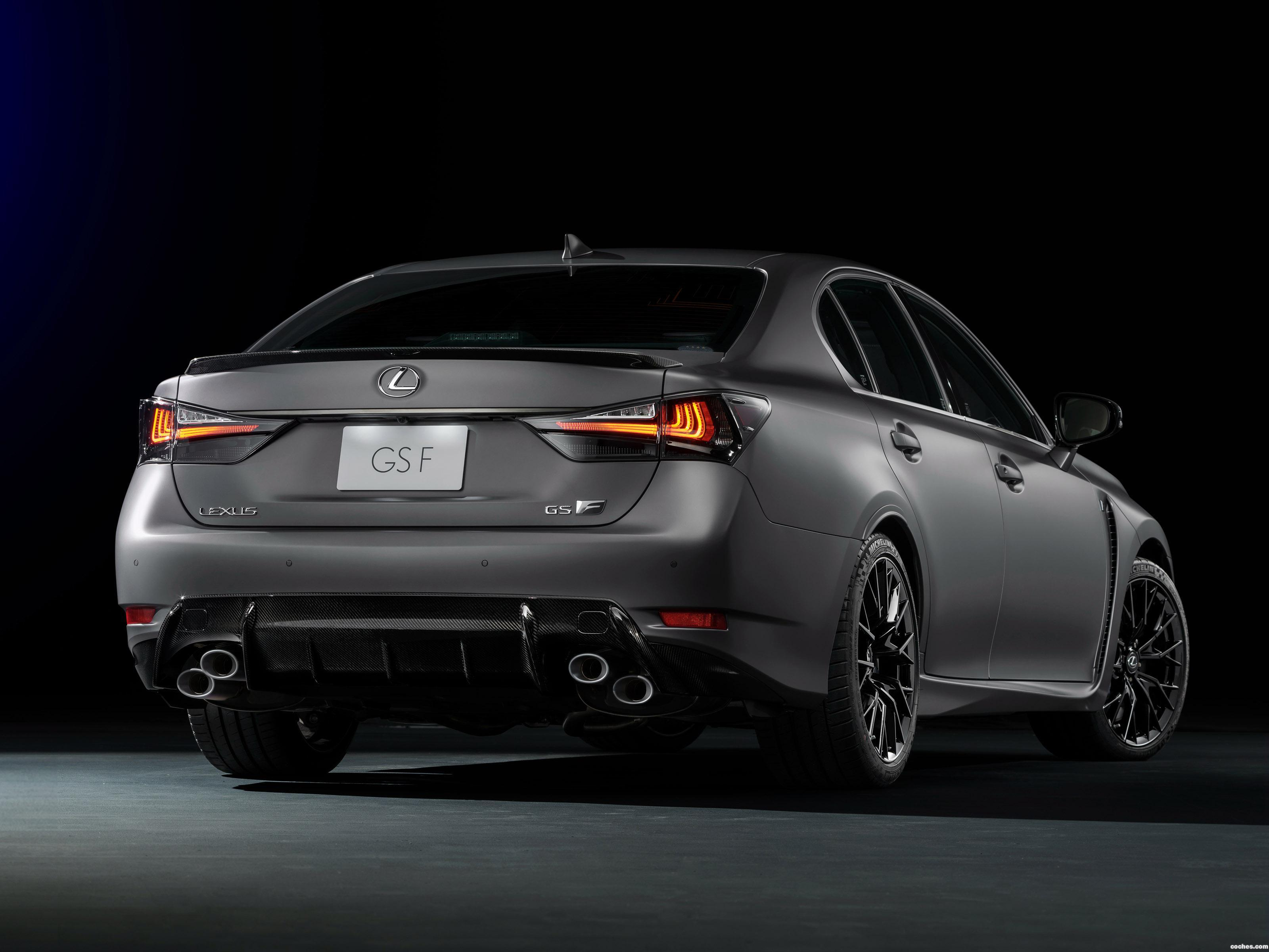 Foto 1 de Lexus GS F 10th Anniversary Limited 500 Japon 2018