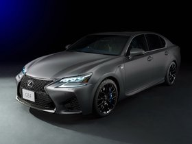 Ver foto 1 de Lexus GS F 10th Anniversary Limited 500 Japon 2018