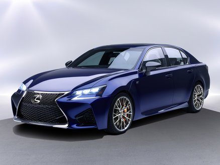 Lexus Gs F Executive Aut.