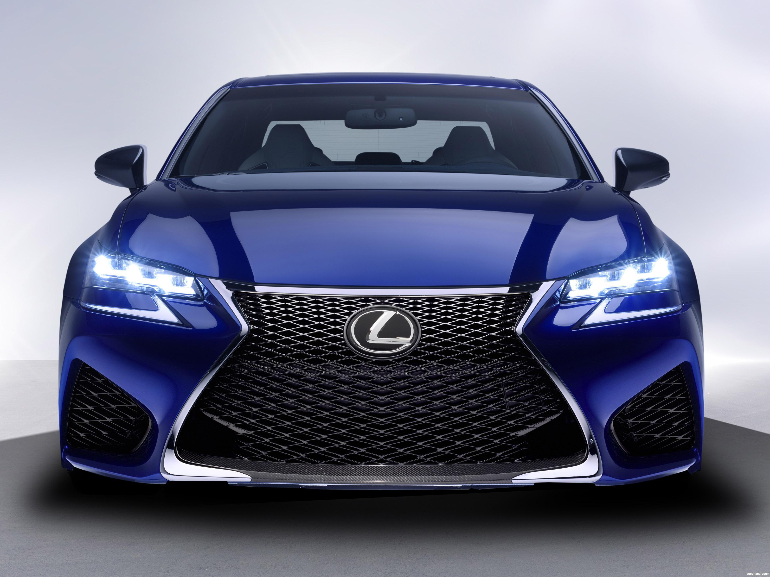 Foto 0 de Lexus GS-F 2015