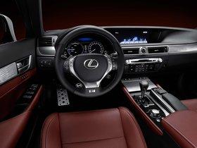 Ver foto 23 de Lexus GS F Sport 2011