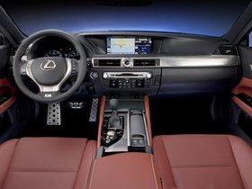 Ver foto 14 de Lexus GS F Sport 2011
