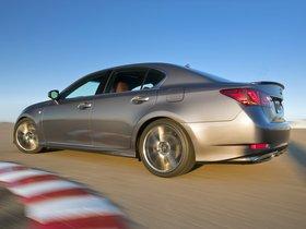 Ver foto 11 de Lexus GS F Sport 2011