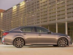 Ver foto 6 de Lexus GS F Sport 2011