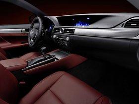 Ver foto 22 de Lexus GS F Sport 2011