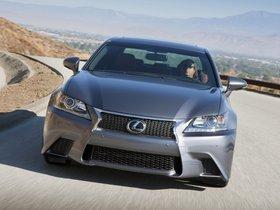Ver foto 4 de Lexus GS F Sport 2011