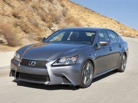 Ver foto 3 de Lexus GS F Sport 2011