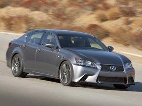 Ver foto 2 de Lexus GS F Sport 2011