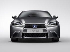 Ver foto 21 de Lexus GS F Sport 2011