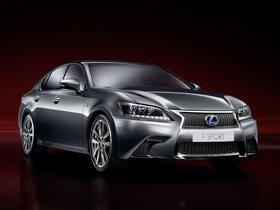 Ver foto 19 de Lexus GS F Sport 2011