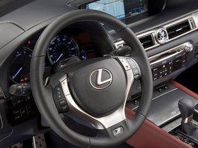 Ver foto 18 de Lexus GS F Sport 2011
