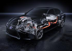 Ver foto 6 de Lexus GS 300h 2016