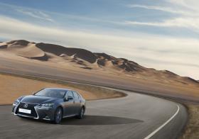 Ver foto 10 de Lexus GS 300h 2016